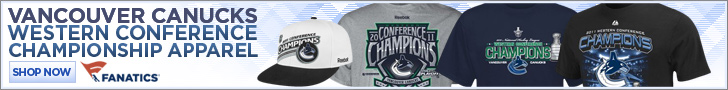 Get your Canucks 2011 NHL Western Champs Gear at Fanatics