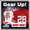 Shop for Wisonsin Badgers Gear at Fanatics!