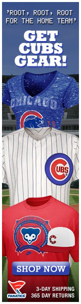 Shop for officially licensed Chicago Cubs apparel and accessories from Fanatics!