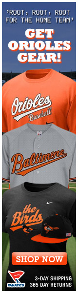 Shop for officially licensed Baltimore Orioles apparel and accessories from Fanatics!