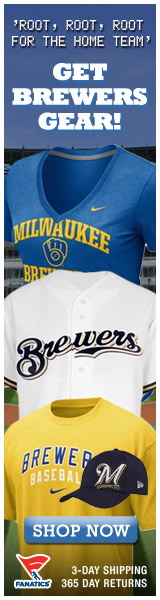 Shop for officially licensed Milwaukee Brewers apparel and accessories from Fanatics!