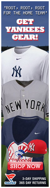 Shop for officially licensed NY Yankees apparel and accessories from Fanatics!