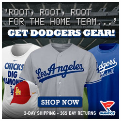 Shop for officially licensed LA Dodgers apparel and accessories from Fanatics!