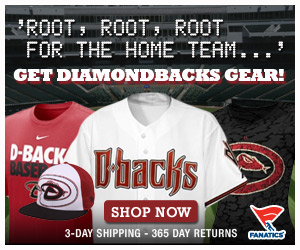 Shop for officially licensed Arizona Diamondbacks apparel and accessories from Fanatics!