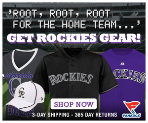 Shop for officially licensed Colorado Rockies apparel and accessories from Fanatics!