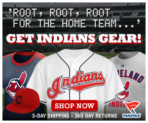 Shop for officially licensed Cleveland Indians apparel and accessories from Fanatics!