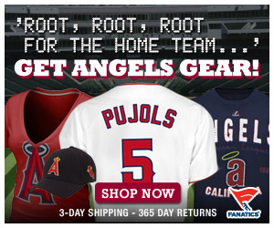 Shop for officially licensed LA Angels apparel and accessories from Fanatics!