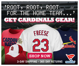 Shop for officially licensed St. Louis Cardinals apparel and accessories from Fanatics!