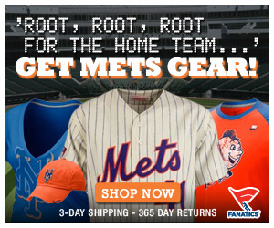 Shop for officially licensed NY Mets apparel and accessories from Fanatics!