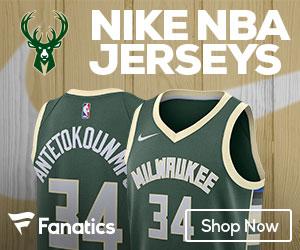Milwaukee Bucks 2017-2018 Nike Jerseys