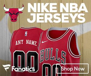 Chicago Bulls 2017-2018 Nike Jerseys