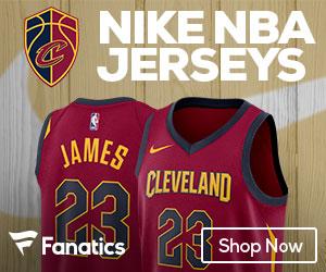 Cleveland Cavs 2017-2018 Nike Jerseys