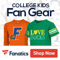College Kids Gear at Fanatics.com