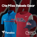 Ole Miss Rebels gear at Fanatics.com