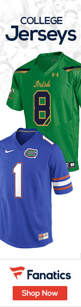 College Jerseys at Fanatics.com