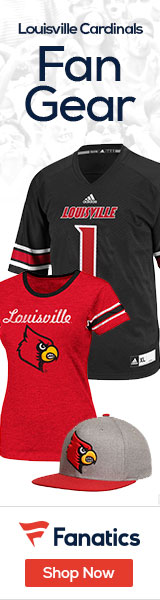 Louisville Cardinals gear at Fanatics.com