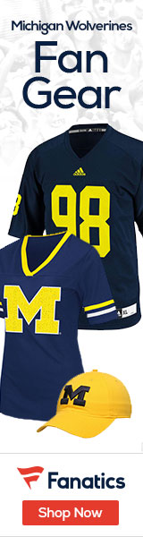 Michigan Wolverines gear at Fanatics.com