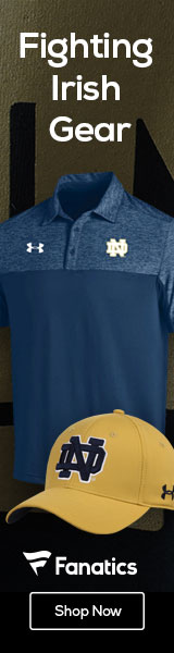 Notre Dame Fighting Irish gear at Fanatics.com