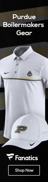Purdue Boilermakers gear at Fanatics.com