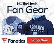 North Carolina Tar Heels gear at Fanatics.com