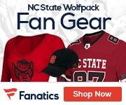 NC State Wolfpack gear at Fanatics.com