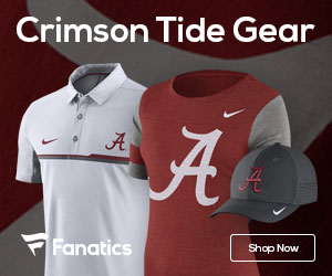 Alabama Crimson Tide Merchandise
