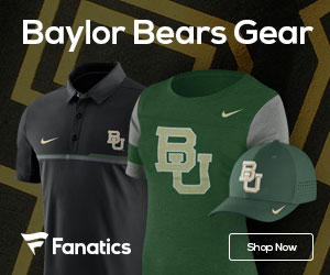 Baylor Bears gear at Fanatics.com