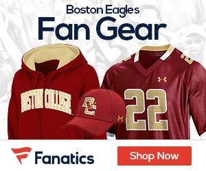 Boston College gear at Fanatics.com