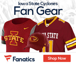 Iowa State Cyclones gear at Fanatics.com