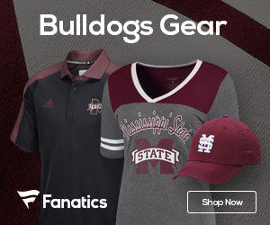 Mississippi State Bulldogs gear at Fanatics.com
