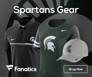 Michigan State Spartans gear at Fanatics.com