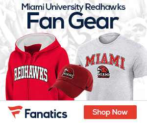 Miami University Redhawks gear at Fanatics.com