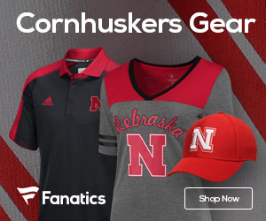 Nebraska Cornhuskers gear at Fanatics.com