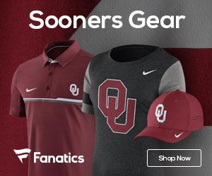 Oklahoma Sooners gear at Fanatics.com