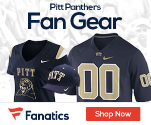 Pitt Panthers gear at