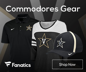Vanderbilt Commodores gear at Fanatics.com