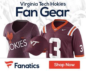 Virginia Tech Hokies gear at Fanatics.com