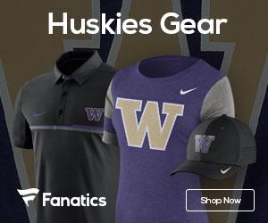 Washington Huskies gear at Fanatics.com