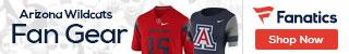 Arizona Wildcats gear at Fanatics.com