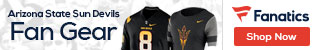 Arizona State Sun Devils gear at Fanatics.com