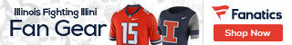 Illinois Fighting Illini gear at Fanatics.com