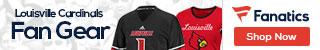 Louisville Cardinals gear at Fanatics.com