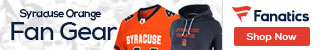 Syracuse Orange gear at Fanatics.com