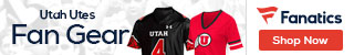 Utah Utes gear at Fanatics.com
