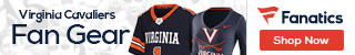 Virginia Cavaliers gear at Fanatics.com