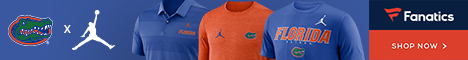 Florida Gators gear at Fanatics.com