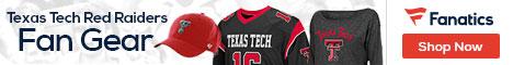 Texas Tech Red Raiders gear at Fanatics.com