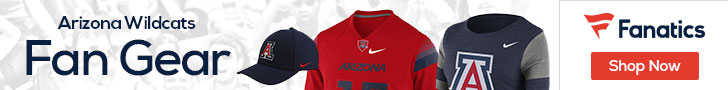 Arizona Wildcats gear at Fanatics.com