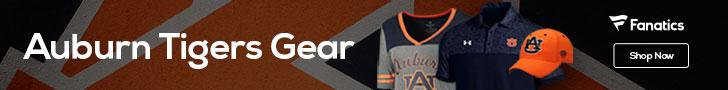 Auburn Tigers gear at Fanatics.com
