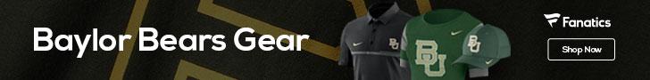 Baylor Bears gear at Fanatics.com